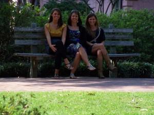 Ladies in Reynolds Square
