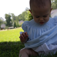 Beau's First Easter