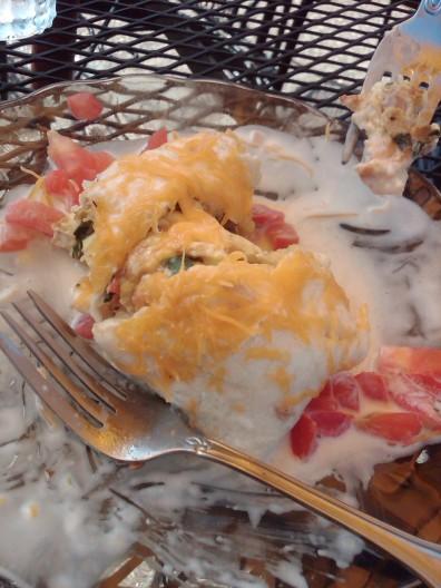 Garisoles Breakfast Burrito