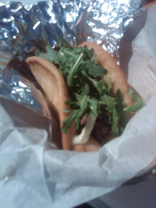 Social Steak Taco