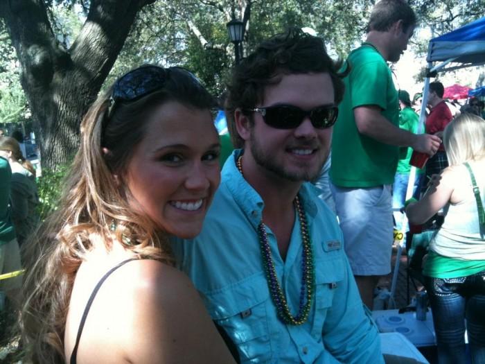 Me & J Green