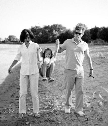 Jackie, Caroline, & Jack