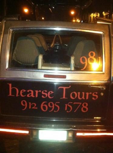 Hearse Tours