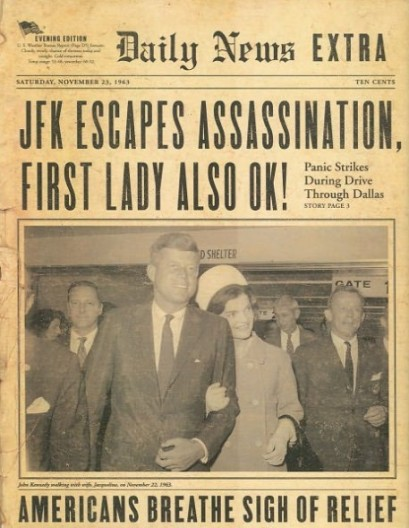 JFK Alive